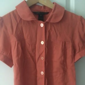 Shirt, coral Marc Jacobs